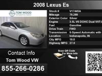 Tidy Carfax, Electronic Security Manage, Heated Seats,