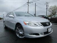 Options:  2008 Lexus Gs 350 |3.5L V6 24V|6-Speed