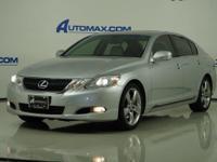 2008 Lexus GS 350 in Mercury Metallic, This GS comes