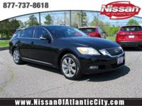 Come see this 2008 Lexus GS 350 350. Its Automatic