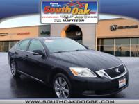 This smooth 2008 Lexus GS 350, with its grippy AWD,