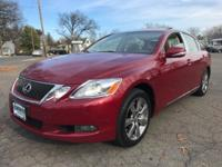 2008 Lexus GS 350. Preferred Accessory Package (Cargo