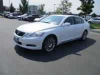 New Arrival! *This 2008 Lexus GS 350 Base will sell