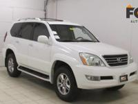 Looking for a clean, well-cared for 2008 Lexus GX 470?