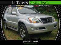 Options:  2008 Lexus Gx Gx 470 Sport Utility