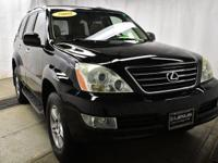 This outstanding example of a 2008 Lexus GX 470 is