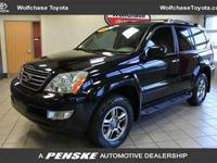 2008 LEXUS GX 470 WAGON 4 DOOR 4WD 4dr Our Location is:
