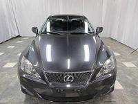 This 2008 Lexus IS 250 4dr 4dr Sport Sdn Auto AWD Sedan