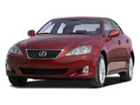 Options:  2008 Lexus Is 250 4Dr Sdn Spt At|Gray/|V6