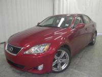 Exterior Color: red, Body: Sedan 4dr Car, Engine: 2.5L