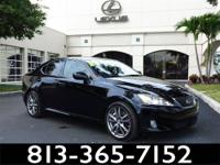 2008 Lexus IS 350 Our Location is: Lexus Of Tampa Bay -