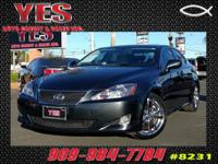Options:  2008 Lexus Is 350 Base|**Internet Price**