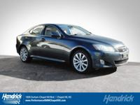 Clean, Hendrick Affordable. NAV, Heated Leather Seats,