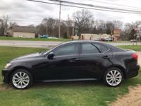 You won't find any 2008 Lexus IS 250 AWD as clean as