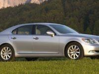 MUST SEE!!!  THIS LUXURY SEDAN IS FULLY LOADED AND IT