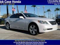 Options:  2008 Lexus Ls 460|/|V8 4.6L Automatic|107215