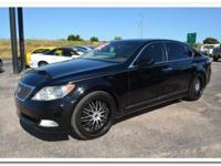 Options:  2008 Lexus Ls 460 Base|Visit Williams Group