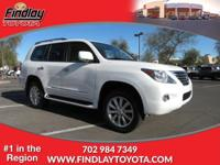 CARFAX 1-Owner, LOW MILES - 51,165! LX 570 trim.