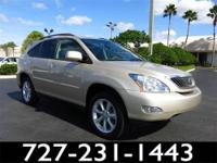 2008 Lexus RX 350 Our Location is: Lexus Of Clearwater