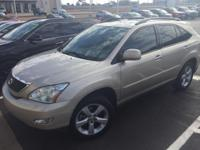 We are excited to offer this 2008 Lexus RX 350. CARFAX