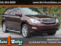 Options:  2008 Lexus Rx 350|*** Warranty! Carfax