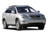 Sturdy and dependable, this Used 2008 Lexus RX 350 4DR