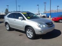 16128M 2008 Lexus RX 350. Fuel economy gets a sincere