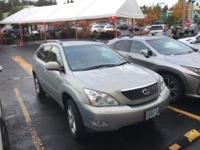 2008 Lexus RX 350. Premium Plus Package (Adaptive Front
