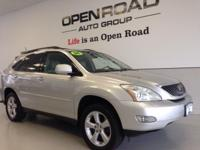 Clean. Moonroof, Heated Leather Seats, All Wheel Drive,