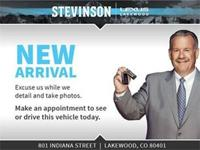 Clean CARFAX. Stevinson Lexus of Lakewood is offering