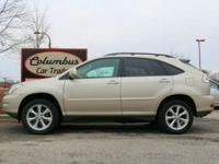 ONE OWNER, CLEAN CARFAX BEAUTIFUL LEXUS RX 350 WITH