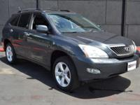 This 2008 Lexus RX 350 4dr AWD 4dr features a 3.5L V6