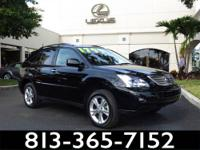 2008 Lexus RX 400h Our Location is: Lexus Of Tampa Bay