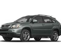 This is an immaculate 2008 Lexus RX400 Hybrid that came