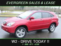 IF you are in the market for an exceptional Lexus RX