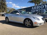Options:  2008 Lexus Sc 430 2Dr Conv Used|Mercury