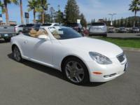 DRIVE FOREVER!! THIS LEXUS SC 430 COMES WITH A LIFETIME