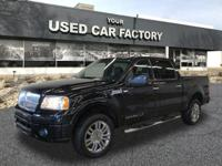 Options:  2008 Lincoln Mark Lt Base|4Dr Supercrew 4Wd