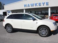 Options Included: N/ACHECK OUT THIS FULLY LOADED MKX!