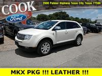 White Chocolate Tri-Coat 2008 Lincoln MKX FWD 6-Speed