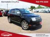 Black 2008 Lincoln MKX Duratec 3.5L V6 AWD Reviews: *