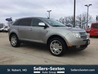 This 2008 Lincoln MKX is proudly offered by