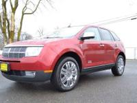THIS IS A LOADED UP MKX LIMITED AWD WITH THE SKY ROOF,