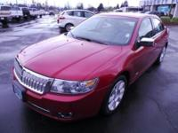 Loaded 2008 Lincoln MKZ with only 73k miles! Factory