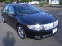 MKZ trim. Heated/Cooled Leather Seats, Bluetooth,