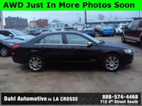 Recent Arrival! 2008 Lincoln MKZ AWD *SUNROOF /