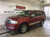 Options:  2008 Lincoln Navigator Base|**Leather