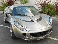 This 2008 Lotus Elise SC is offered to you for sale by