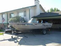 I am selling my Lowe 185FS. This boat is loaded: 150