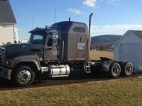 2008 Mack Pinnacle CHU613 For Sale in Halifax,